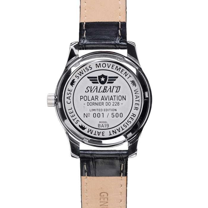 24 Hour watch Svalbard Polar Aviation BA19/BA19B