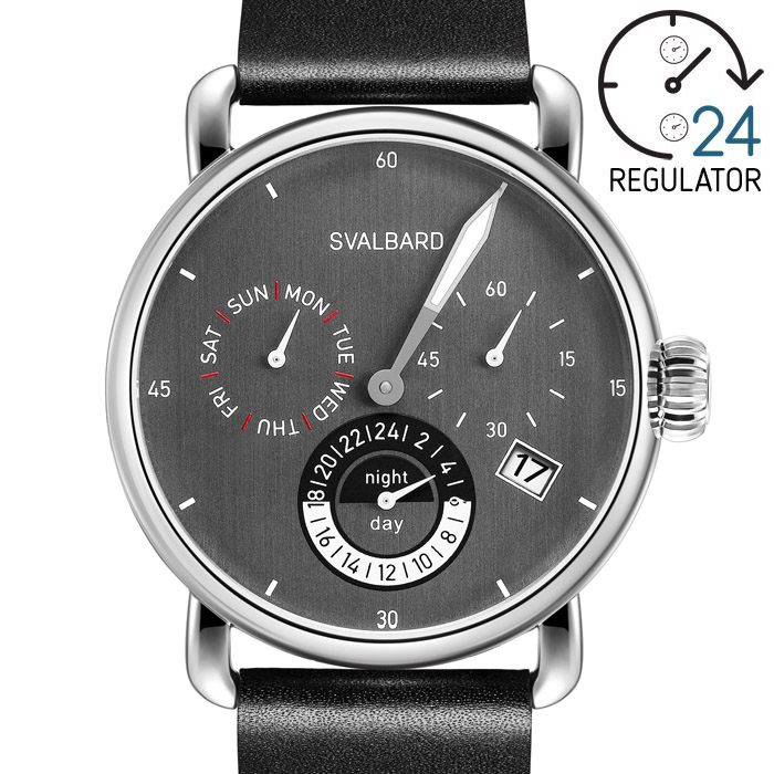 Svalbard Regulator FM25